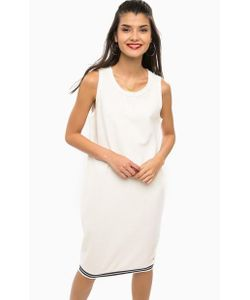 SCOTCH & SODA | Платье Молочного Цвета Без Рукавов