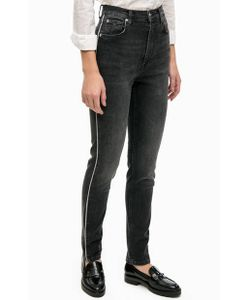 Pepe Jeans London | Укороченные Джинсы С Высокой Посадкой