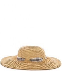 Barbour   Соломенная Шляпа С Широкими Полями
