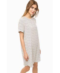 ICHI | Платье Средней Длины С Короткими Рукавами