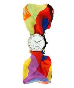 Moschino | Часы С Циферблатом Круглой Формы