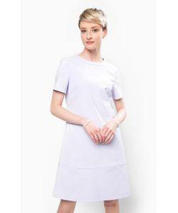 Stefanel | Платье С Короткими Рукавами