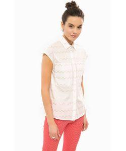 Patrizia Pepe | Рубашка Из Хлопка Без Рукавов
