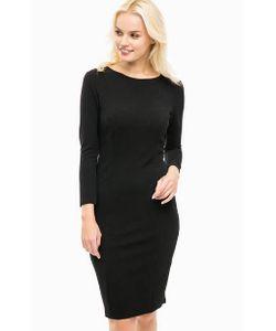 Sugarhill Boutique | Приталенное Черное Платье