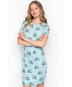 Sugarhill Boutique | Платье С Короткими Рукавами