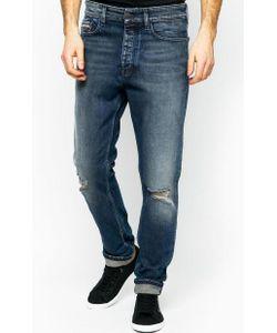 Calvin Klein Jeans | Зауженные Рваные Джинсы