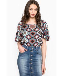 Fornarina | Блуза С Широкими Рукавами