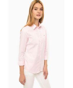 Gant | Розовая Рубашка Из Хлопка В
