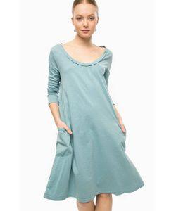 Think Chic | Платье Из Хлопка С Длинными Рукавами