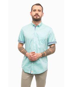 Pierre Cardin | Хлопковая Рубашка С Короткими Рукавами