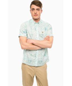 U.S. Polo Assn. | Рубашка Из Хлопка С Цветочным Принтом