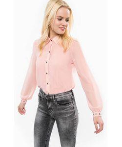 Juicy Couture | Блуза С Длинными Рукавами На Пуговицах