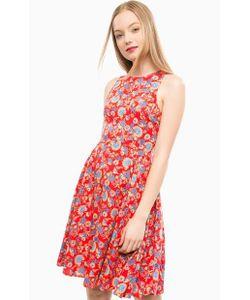 Mavi | Платье Из Вискозы С Цветочным Принтом
