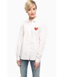 Tommy Hilfiger | Рубашка В Полоску С Нашивками