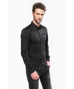 Guess | Черная Рубашка С Металлическим Декором