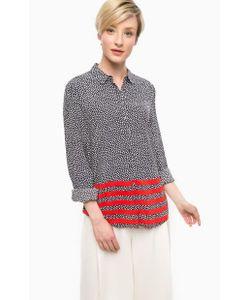 Tommy Hilfiger | Блуза Из Вискозы С Цветочным Принтом