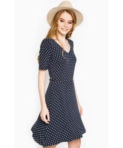 TOM TAILOR | Короткое Платье Из Вискозы