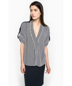 Michael Michael Kors | Блуза Без Застежек С Глубоким Вырезом