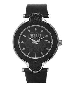 Versus | Часы Круглой Формы С Логотипом Бренда