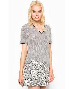 Juicy Couture | Короткое Платье С Треугольным Вырезом