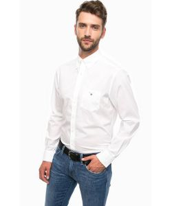 Gant | Рубашка Из Хлопка С Нагрудным Карманом