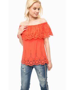 Kocca | Хлопковая Блуза С Вышивкой