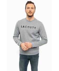 Lacoste | Хлопковый Свитшот С Принтом