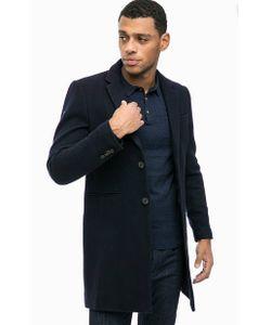 Superdry | Классическое Пальто Из Шерсти