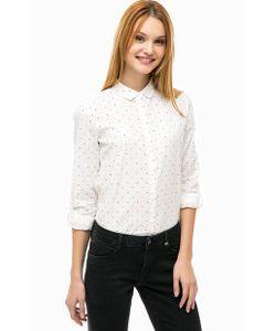 s.Oliver | Хлопковая Рубашка С Принтом