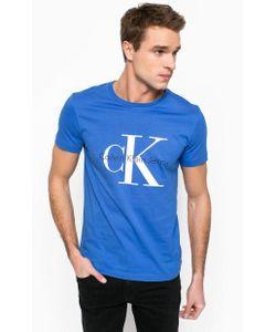 Calvin Klein Jeans | Хлопковая Футболка С Короткими Рукавами