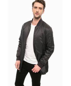 Barbour | Черная Куртка На Двухзамковой Молнии