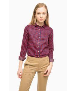 U.S. Polo Assn. | Рубашка С Длинными Рукавами В Клетку