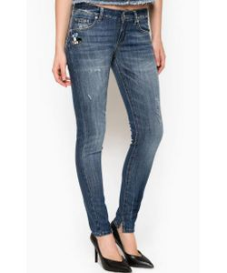 Liu •Jo Jeans | Джинсы С Потертостями