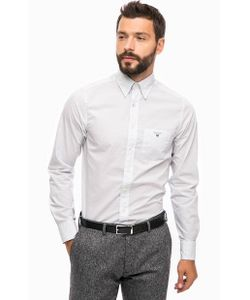 Gant | Рубашка Из Хлопка В Мелкий Горошек