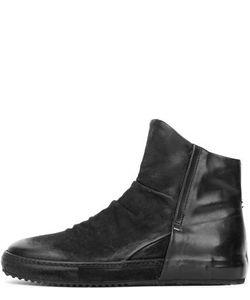 A.S.98 | Замшевые Черные Сапоги