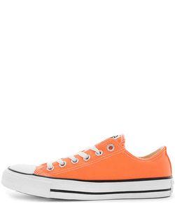 Converse | Летние Кеды Оранжевого Цвета