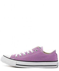 Converse | Текстильные Кеды Фиолетового Цвета