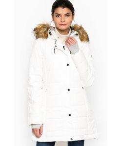 Luhta | Удлиненная Куртка Из Полиэстера С Капюшоном