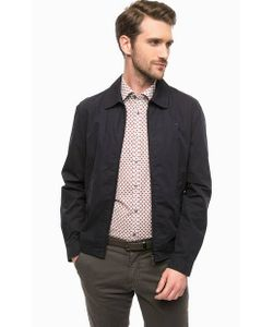 Trussardi Jeans | Легкая Синяя Куртка На Молнии