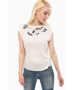 Sugarhill Boutique | Блуза Из Вискозы С Вышивкой
