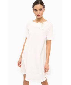 Pois | Короткое Платье Расклешенного Силуэта