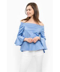 Silvian Heach | Блуза Синего Цвета Из Хлопка