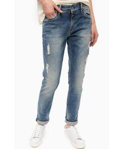 Pepe Jeans | Зауженные Джинсы С Потертостями