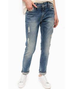 Pepe Jeans London | Зауженные Джинсы С Потертостями