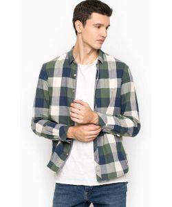 Tom Tailor Denim | Хлопковая Рубашка В Клетку