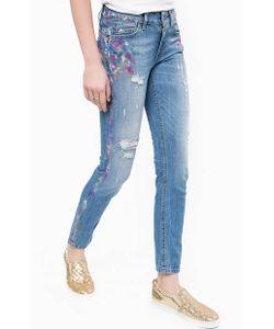 Liu •Jo Jeans | Рваные Зауженные Джинсы