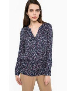 LERROS | Синяя Блуза Из Вискозы