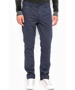 Calvin Klein Jeans | Хлопковые Брюки Чиносы