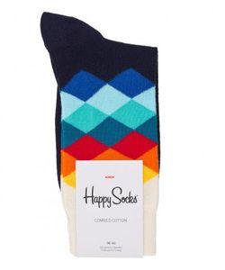 Happy Socks | Разноцветные Хлопковые Носки