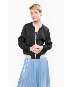 Vero Moda | Однотонная Черная Куртка На Молнии